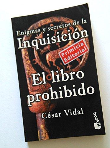 9788483140260: El libro prohibido (booket)