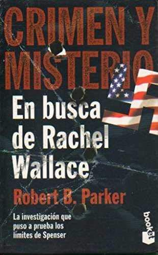 9788483140673: En Busca de Rachel Wallace (Spanish Edition) (Crimen y Misterio)