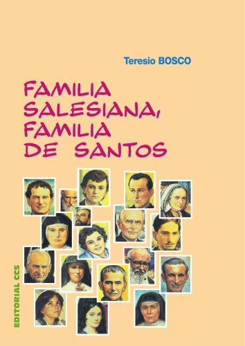 9788483161944: Familia salesiana, familia de santos (Spanish Edition)