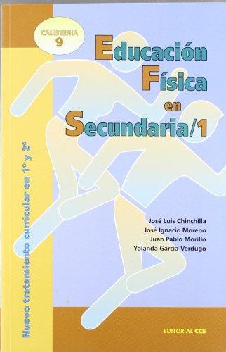 EDUCACION FISICA EN SECUNDARIA 1: Nuevo tratamiento curricular en 1º y 2º: José Luis ...