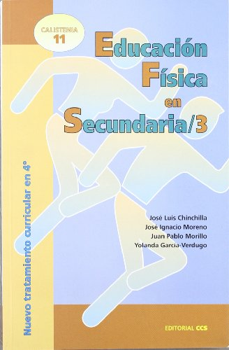 9788483165072: EDUCACION FISICA EN SECUNDARIA/3