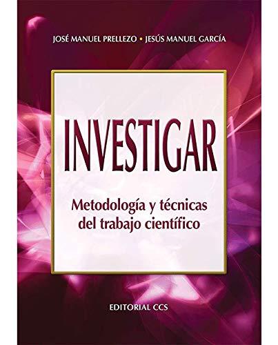 Investigar - 1ª Edición (Spanish Edition): Jmprellezo &Amp; JmgarcÃa
