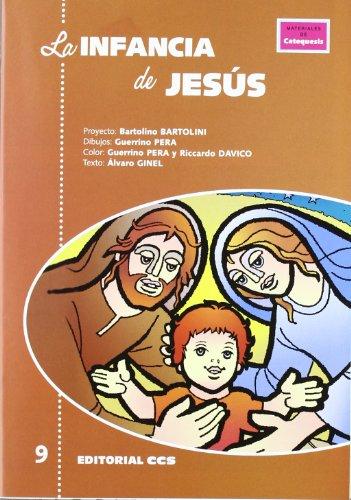 9788483168486: La infancia de Jesús: 9 (Pósters catequistas)