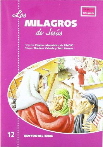 9788483169537: Los milagros de Jesús: 12 (Pósters catequistas)
