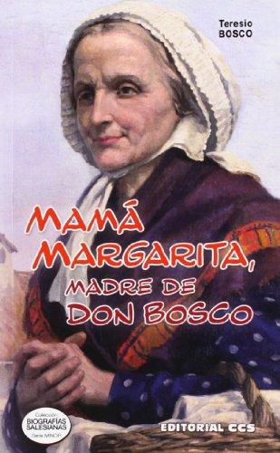 9788483169780: Mamá Margarita, madre de Don Bosco