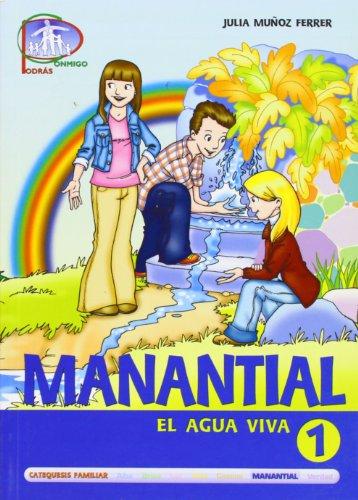 9788483169872: Manantial 1. Libro de preadolescentes: El agua viva: 21 (Catequesis familiar)
