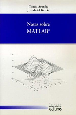 9788483171806: Notas sobre MATLAB