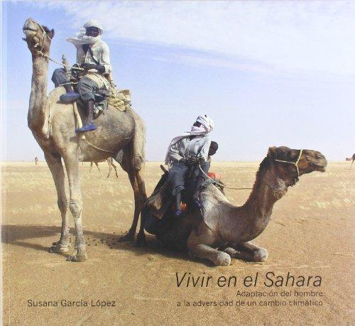 9788483175071: Vivir en el Sahara