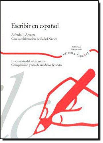 9788483175088: Escribir en español. La creación del texto escrito.