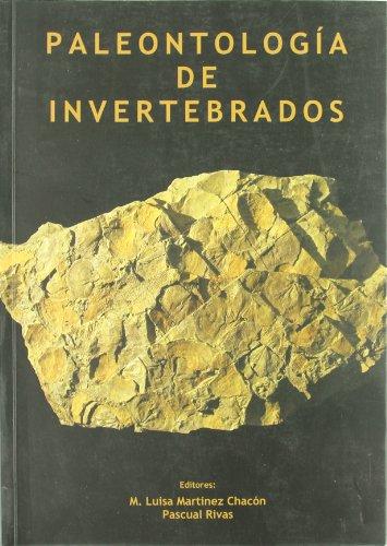 9788483177792: Paleontología de invertebrados