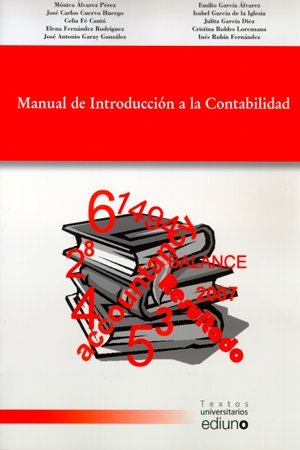 9788483178379: Manual de Introducci¢n a la Contabilidad