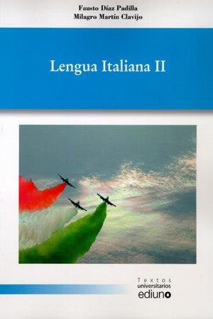9788483178492: Lengua Italiana II (Textos Universitarios)