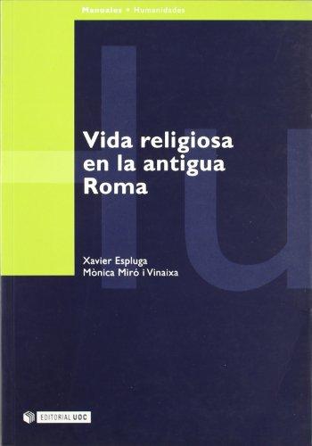 9788483189696: Vida Religiosa En Roma