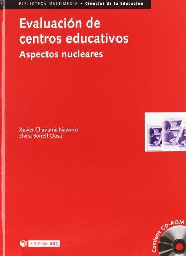 9788483189832: Evaluacion de centros educativos (Biblioteca Multimedia Ciencias de la Educacion / Multimedia Library Educational Sciences)