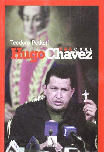 9788483191422: Hugo Chavez Tal Cual (Colección Mayor)