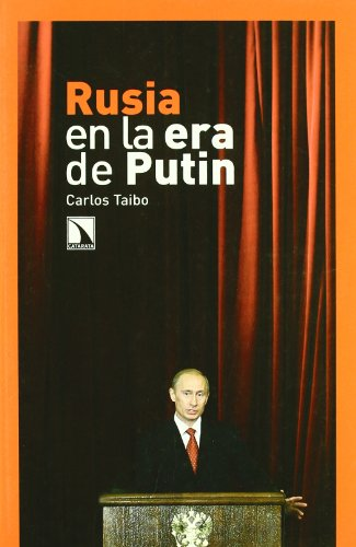 9788483192788: Rusia en la era de Putin