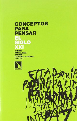 9788483193525: Conceptos Para Pensar El Siglo Xx (INVESTIGACION Y DEBATE)