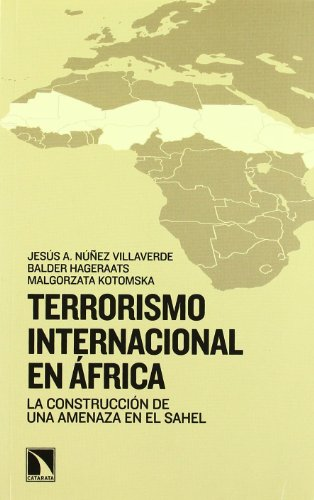 9788483194102: Terrorismo Internacional En Afric (Mayor)