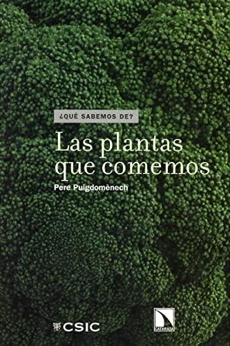 9788483194478: Plantas que comemos, Las
