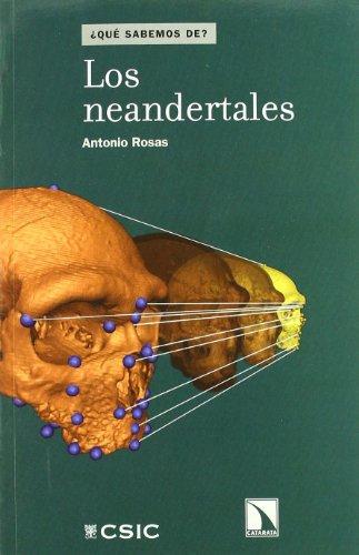 9788483194898: Los neandertales