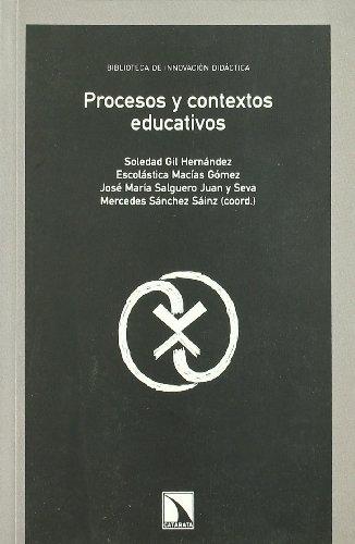 9788483195291: Procesos Y Contextos Educativos (Mayor)