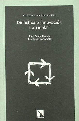 9788483195314: Didactica e Innovacion Curricular