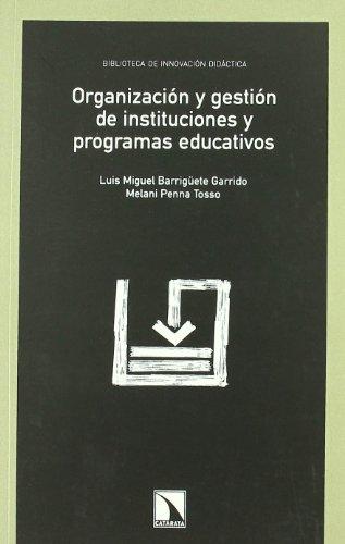 9788483195734: Org.Y Gestion De Instituciones Y (Colección Mayor)