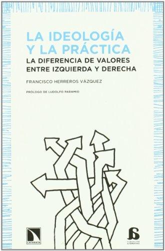 9788483195871: Ideologia Y La Practica,La (Alternativas)