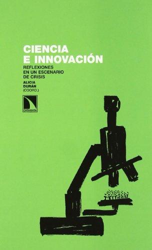 9788483196106: Ciencia E Innovacion (Investigación y Debate)