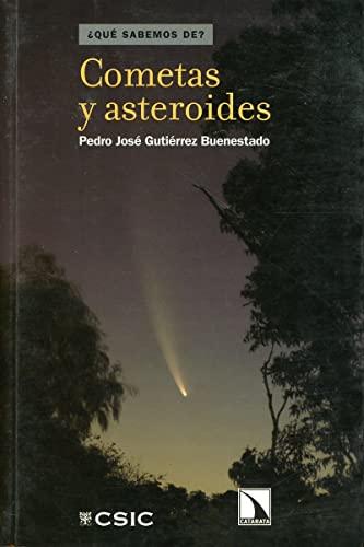 9788483196960: Cometas y asteroides