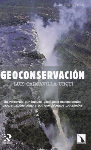 9788483197318: Geoconservación (Planeta Tierra)