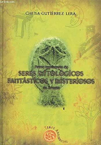 9788483210413: Breve inventario seres mitologicos, fantascitos y misteriosos Aragón