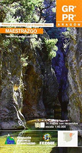9788483212332: Maestrazgo - paseos y excursiones por el sistema iberico