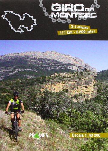 9788483213162: Giro del montsec. mapa