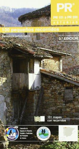 9788483213223: Asturias II cien pequeños recorridos (Senderos Pequeño Recorrido)