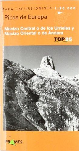 9788483213551: Picos De Europa (Top 25 (prames))