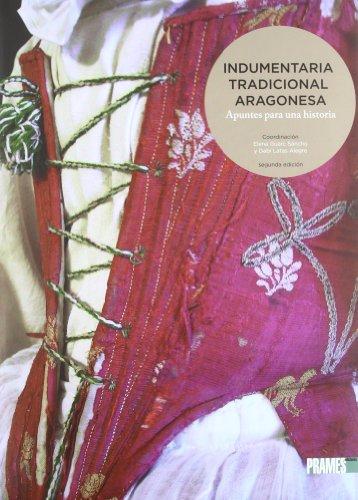 9788483213643: Indumentaria tradicional aragonesa (Gran Formato)