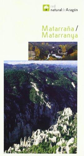 9788483218051: Matarraña (Red Natural Aragon (prames)