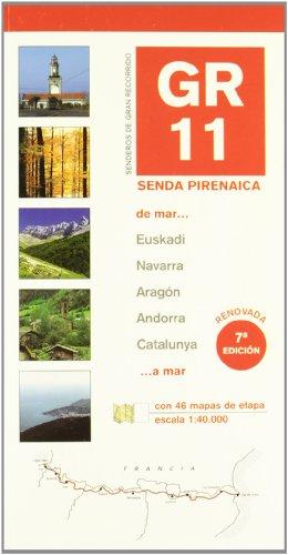 9788483218396: Gr-11 - Senda Pirenaica - De Mar A Mar (7ª Ed.) (Senderos De Gran Recorrido)