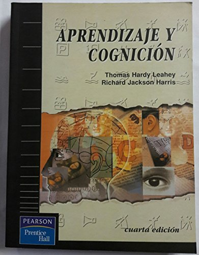 9788483220160: Aprendizaje y Cognicion (Spanish Edition)