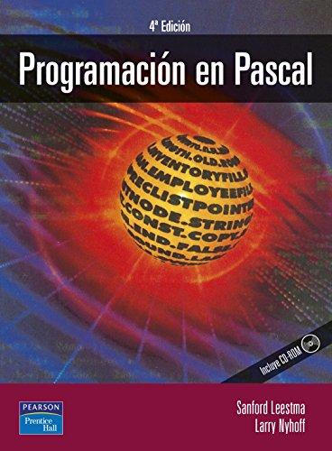 9788483220313: Programación en Pascal