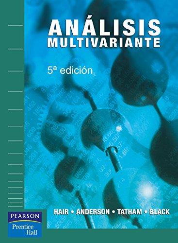 ANALISIS MULTIVARIANTE DE DATOS 5TA ED.: HAIR, JOSEPH F.