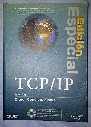 9788483221075: Edicion Especial TCP/IP - Con Un CD ROM