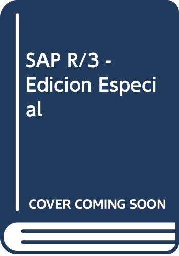 9788483221440: Edicion Especial Sap/R3