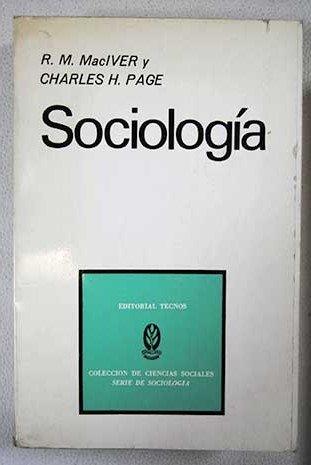 SociologÃa: R. M.; H.