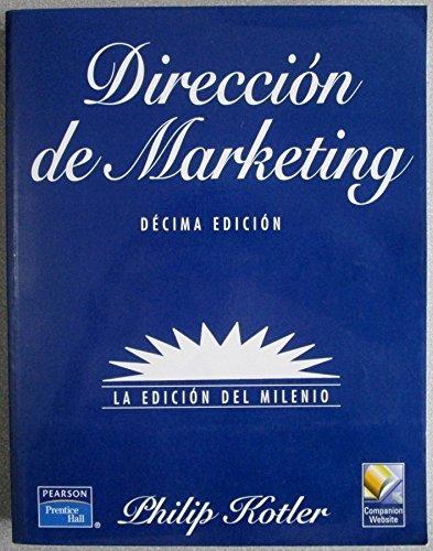 9788483222089: Direccion De Marketing