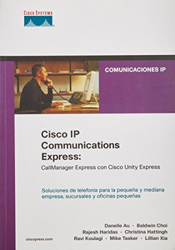 9788483222881: Cisco IP Communications Express : CallManager