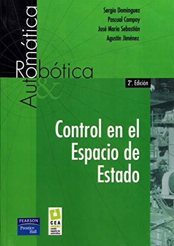 9788483222973: Control en el Espacio de Estado