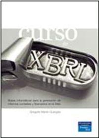 9788483223116: Curso de xbrl bases informáticas para la (PC Cuadernos)