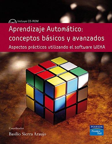9788483223185: Aprendizaje automático: conceptos básico (Fuera de colección Out of series)